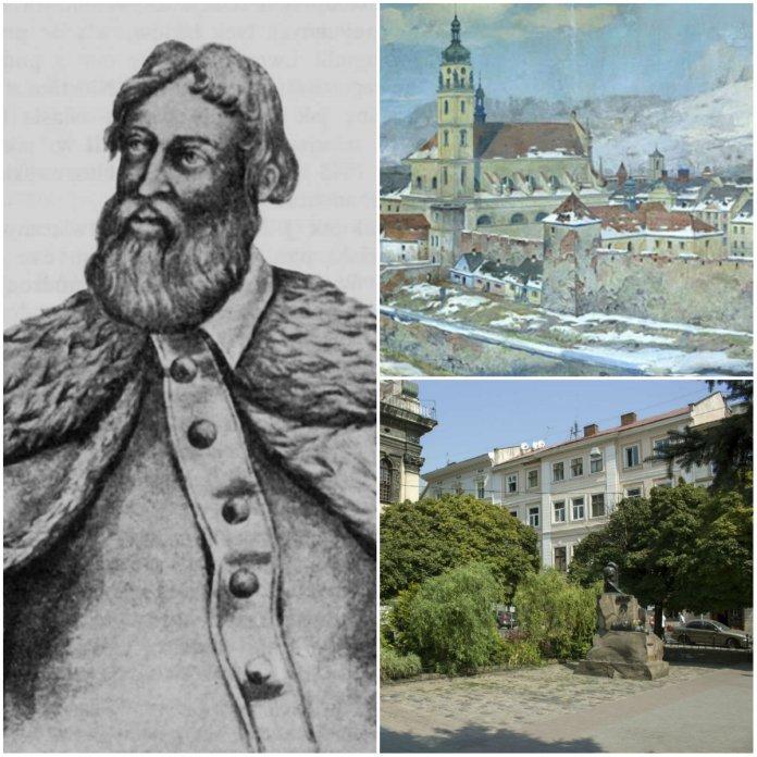 Шпиталь Святого Духа - чотири сторіччя історії