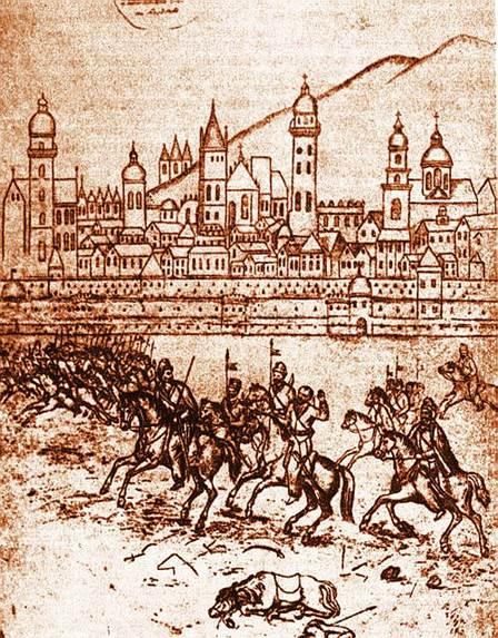 Облога Львова козацьким військом в 1648 р