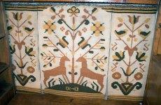Килими виткані руками Олени Кульчицької