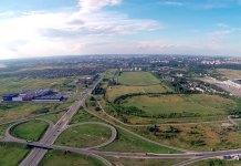 Відеопрогулянка на літаку навколо Львова
