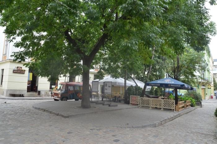 Площа Коліївщини