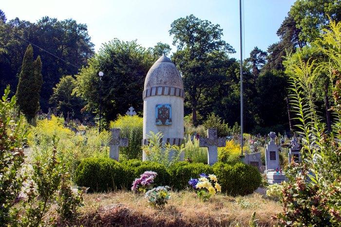 Пам'ятник воїнам УГА в Винниках