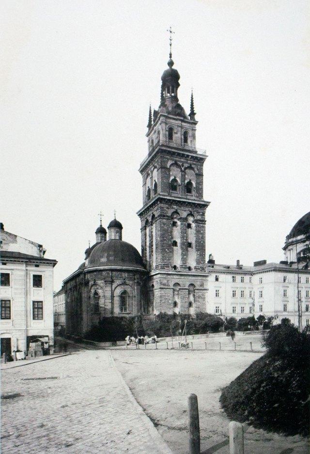 Храмовий комплекс Успенської церкви