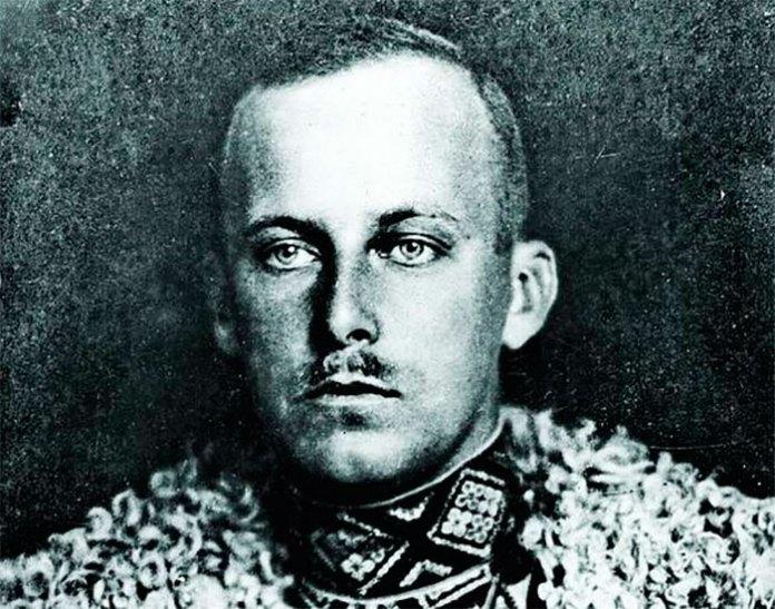Василь Вишиваний, він же Вільгельм франц фон Габсбурґ-Льотрінґен.