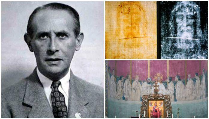 Тут можна поглянути в обличчя Господа, або загадка Святої вечері Яна Генрика Розена