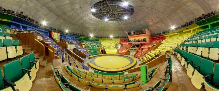 Арена львівського цирку (фото virtual.ua)