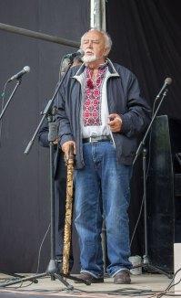 Роман Лубківський на відкритті другого фестивалю кримськотатарської культури в Винниках