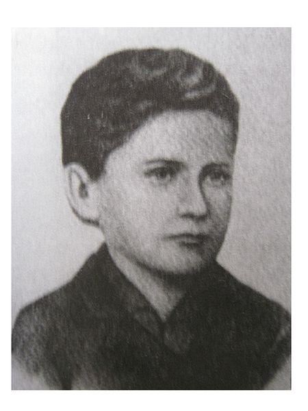 Іван Франко (дитяче фото)