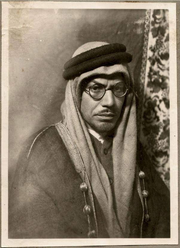 Мухаммед Асад (Леопольд Вайсс)