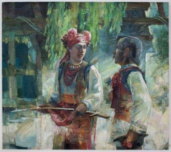 """Тарас Носар """"З коханням прийшов - з шаблею пішов"""", 1998"""
