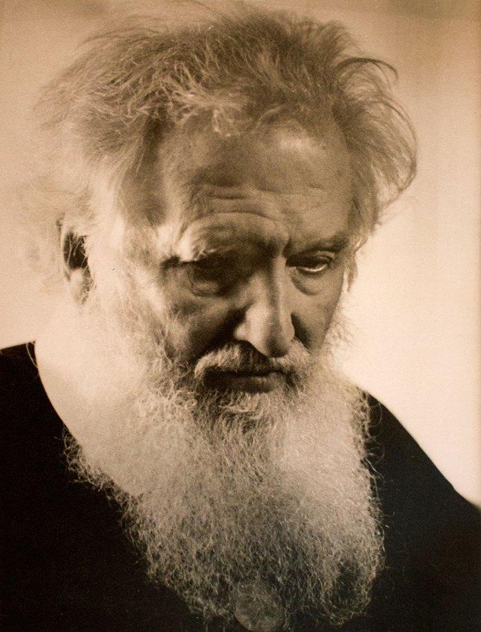 Митрополит Андрей Шептицький, фото 1943 року