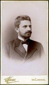 Портрет Йозефа Микуловского-Поморського, 1894 рік