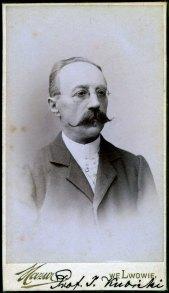 Портрет Леона Йозефа Кубицького, 1894 рік