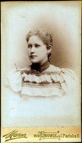 Портрет жінки , 1894 рік