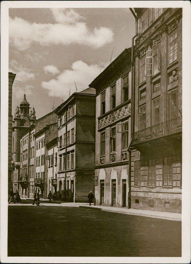 вул.Вірменська, 1938 рік