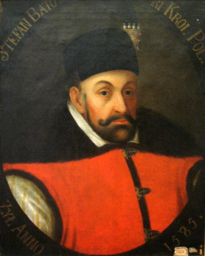 Король Речі Посполитої (1576 - 1586)