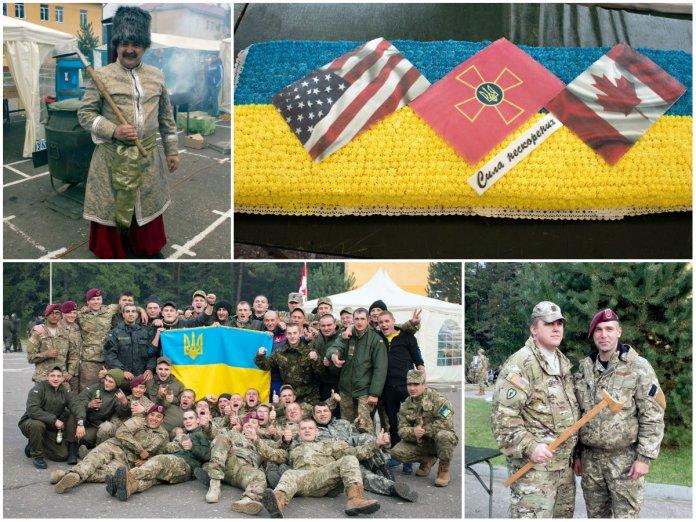 Як пройшов День захисника України на Яворівському полігоні