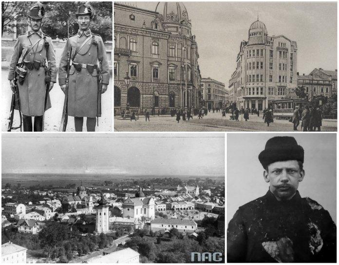 Пригоди перших російських терористів у Львові