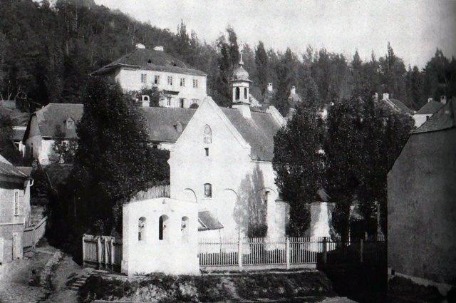 Костел Св. Івана Хрестителя, 1868 рік