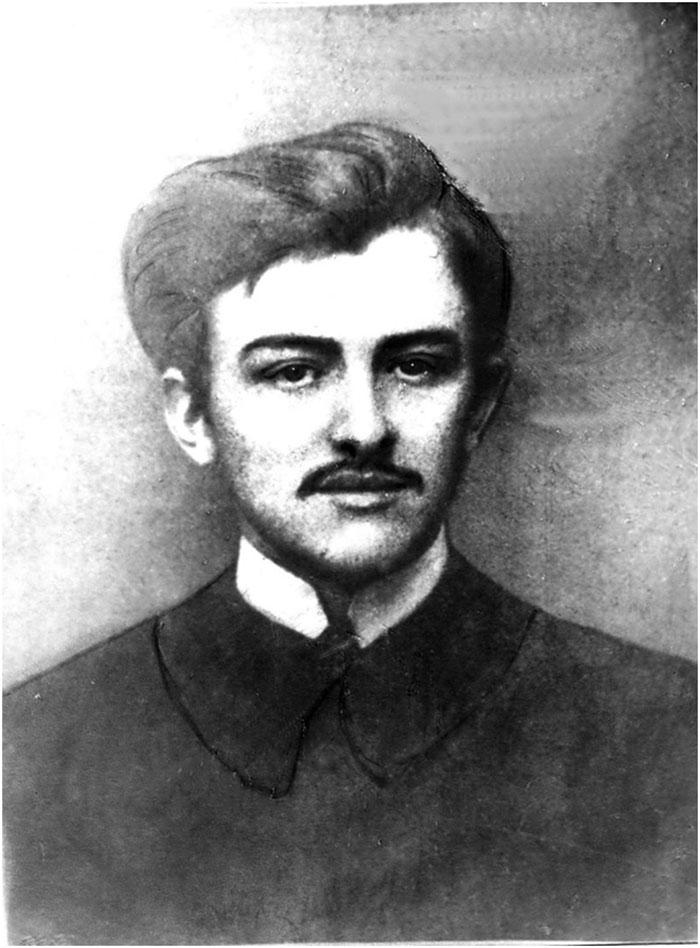 Мирослав Січинський до 1908 року