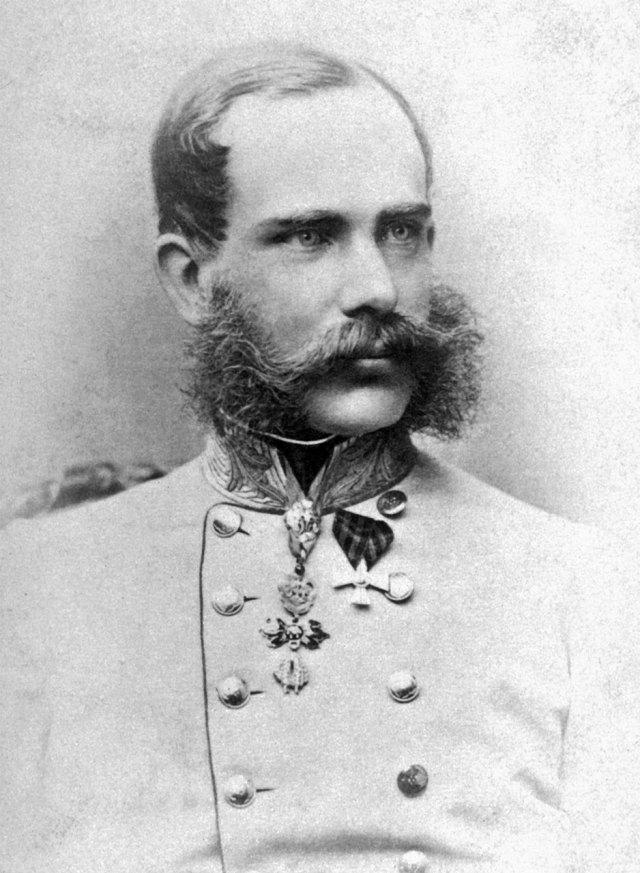 Франц Йосиф І з династії Габсбургів