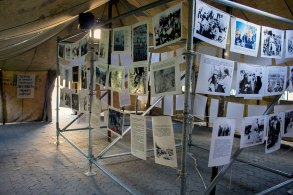 """Виставка фотографій, плакатів та документів """"Революції на граніті"""""""