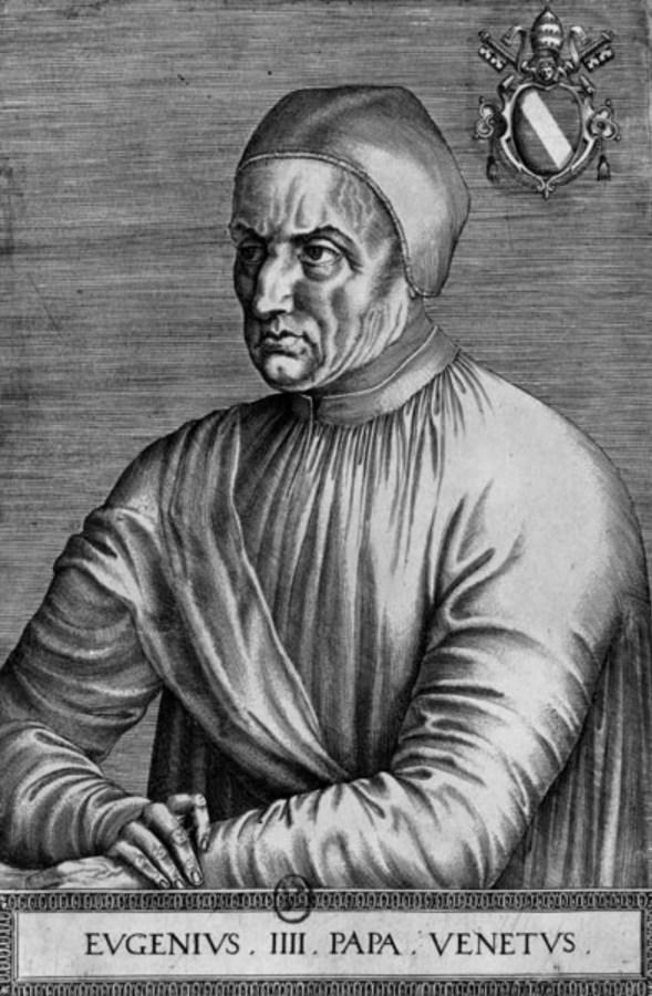 Папа Римський Євгеній IV