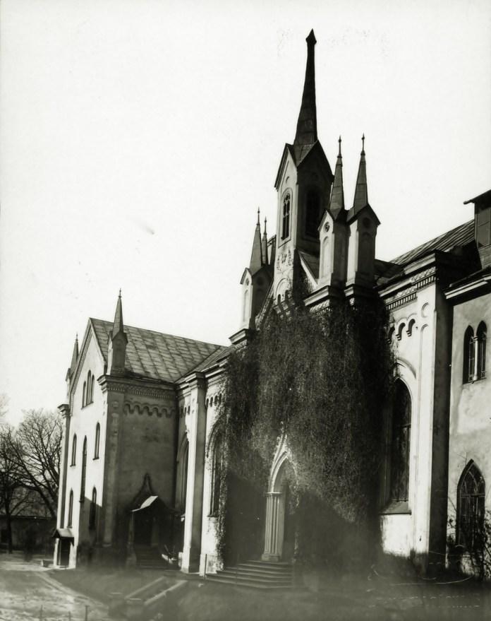 Костел сестер Sacre Coeur у Львові, 1925 рік