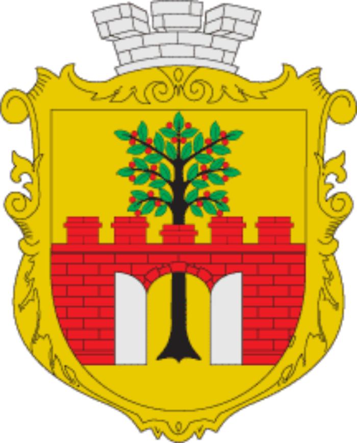 Герб містечка Судова Вишня, в якому відбувались шляхетські сеймики