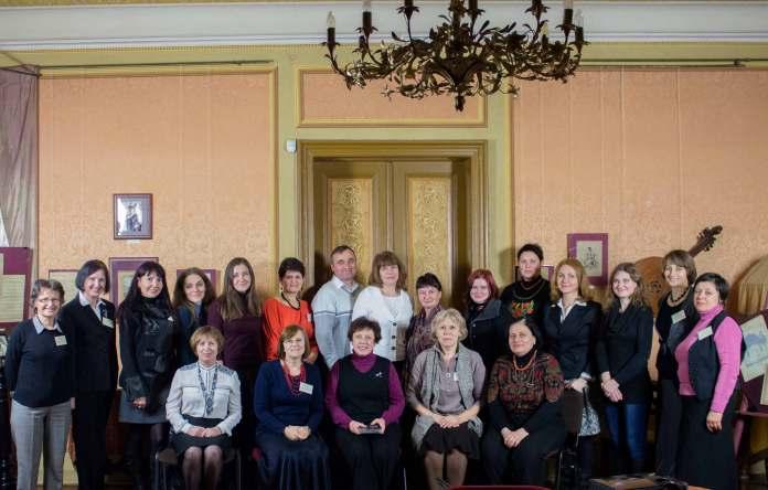 Представники художньо-меморіальних музеїв України збиралися у Львові