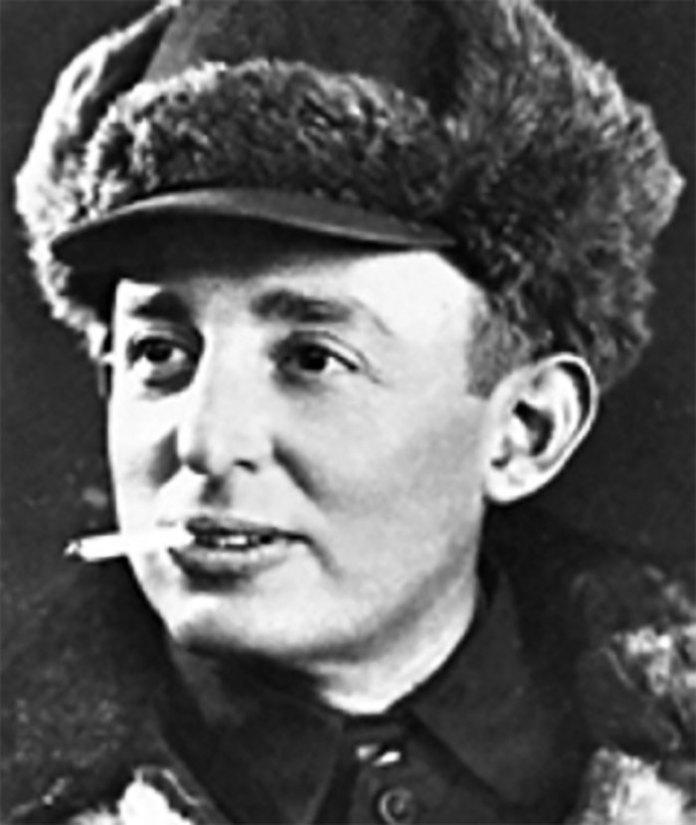Молодий Якоб Розенфельд (фото з сайту kackad.com)