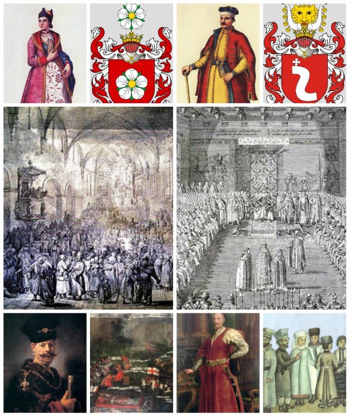 Як шляхтичі голосували (галасували), або коріння парламентських бійок в Україні
