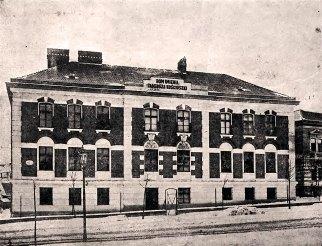 Дім ім. Тадеуша Костюшка на вул. Дверніцького (сучасна Свєнціцького), 1905 рік
