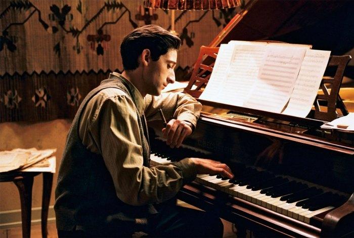 Кадр з фільму «Піаніст» 2002 року