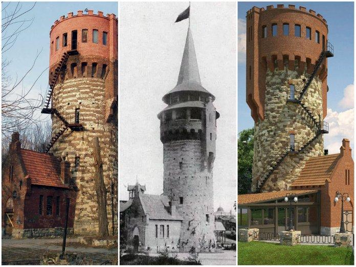 Вежа у Стрийському парку, або де у Львові з'явився перший відеомагнітофон
