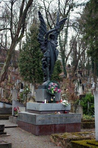 Заупокійна молитва з нагоди вшанування пам'яті громадської і військової діячки Олени Степанів у 123-тю річницю з дня її народження