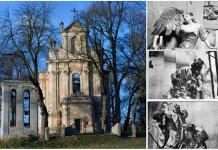 Розкішний Костел Усіх Святих у Годовиці, що має шанс на нове життя