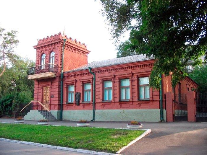 Меморіальний будинок-музей Дмитра Яворницького