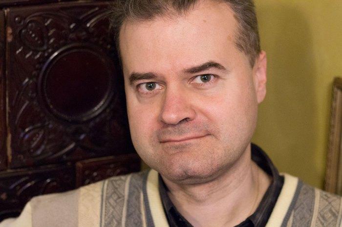 Львовознавець і старший науковий співробітник Львівського історичного музею, Ярослав Бишкевич.