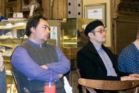 Зустріч Клубу шанувальників Галичини, присвячена традиціям новорічно-різдвяних святкувань у Львові.