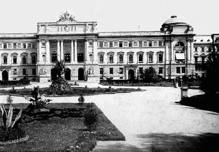 Львівський університет Яна Казимира. Фото 1920-х рр.