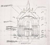 План реставрації Костелу Усіх Святих у Годовиці