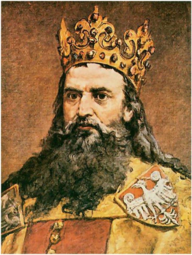 Польський король Казимир ІІІ Великий
