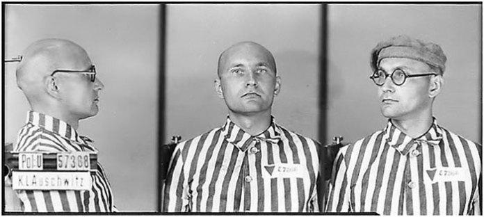 Лев Ребет у 1940-их (фото з німецького досьє в Аушвіці). Лев Ребет був убитий агентом КДБ Богданом Сташинським (який згодом убив Степана Бандеру) 12 жовтня 1957 року на сходах у будинку на Карлплатц у Мюнхені, де тоді містилася редакція «Українського Самостійника», із загорненого у газету пристрою, який вистрілював струменем синильної кислоти.