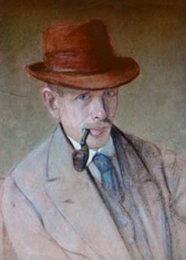 Модест Сосенко. Автопортрет (1875 – 1920)
