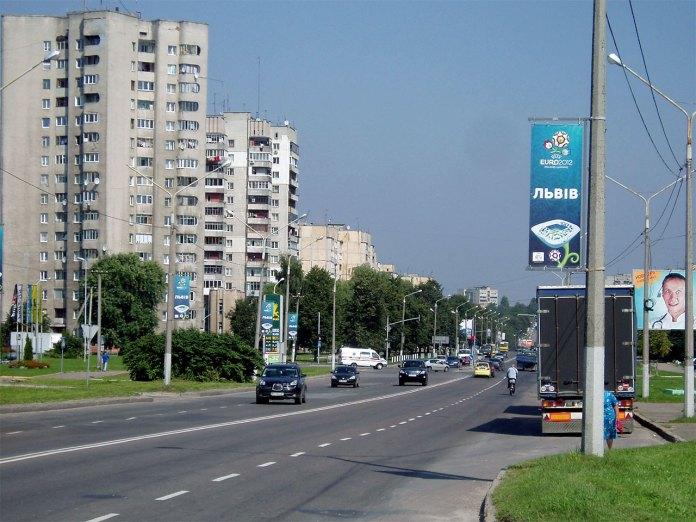 Вулиця Пасічна. Львів. Фото взято з uk.wikipedia.org