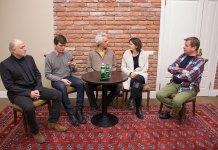 Щорічний різдвяний проект Уляни Горбачевської «Мозаїка» запрошує поціновувачів