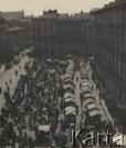 Базар на площі Ринок. Фото 1931-1935 рр.