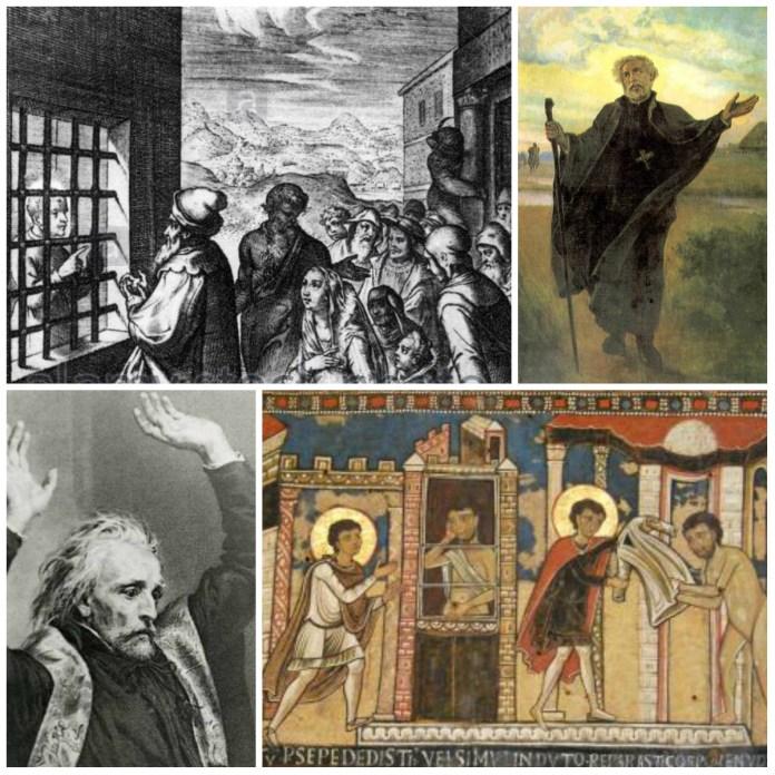 Сповідники львівських в'язнів, альбо ті, хто передавав злочинців у руки Божі