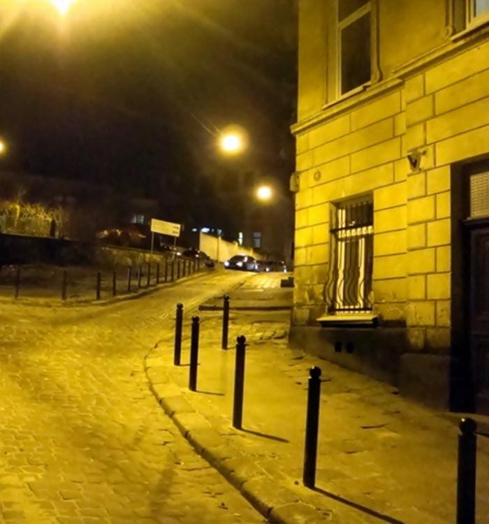Дорога до Цитаделі, вулиця Каліча Гора, лютий 2016 року